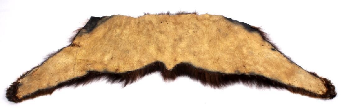 Bear Skin Shawl - 6