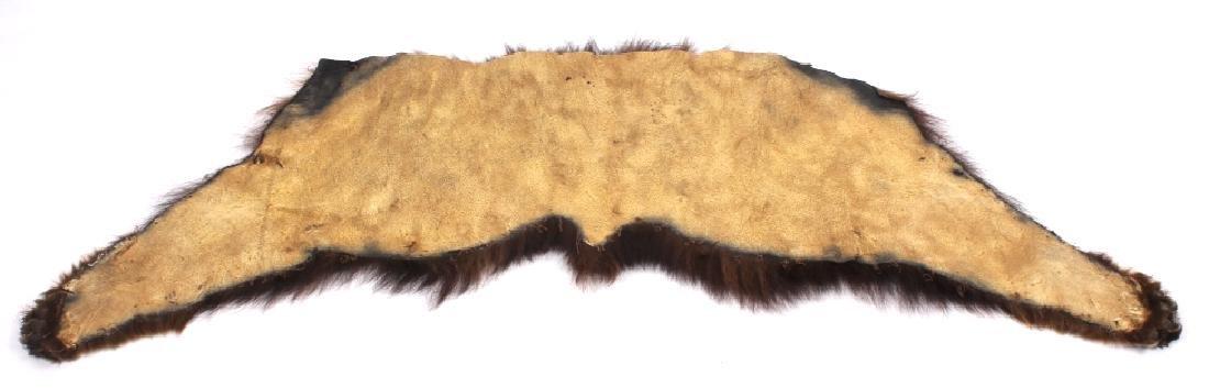 Bear Skin Shawl - 7