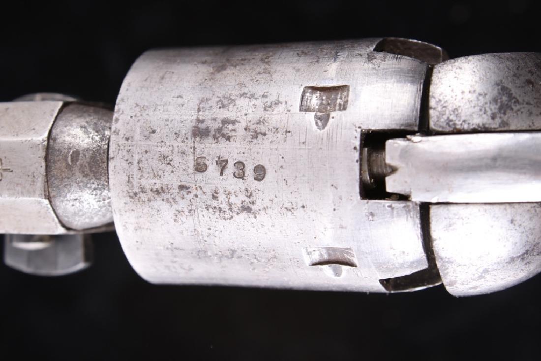 RARE Colt Model 1849 Pocket Percussion Revolver - 10