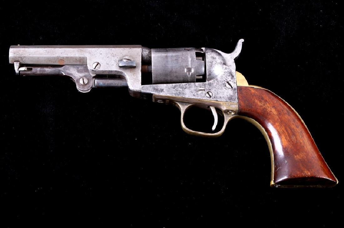RARE Colt Model 1849 Pocket Percussion Revolver