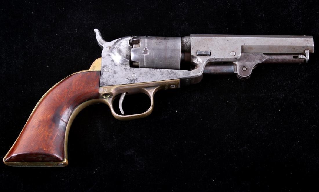 RARE Colt Model 1849 Pocket Percussion Revolver - 2