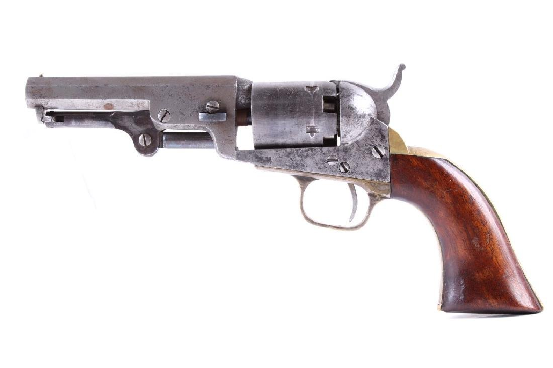 RARE Colt Model 1849 Pocket Percussion Revolver - 3