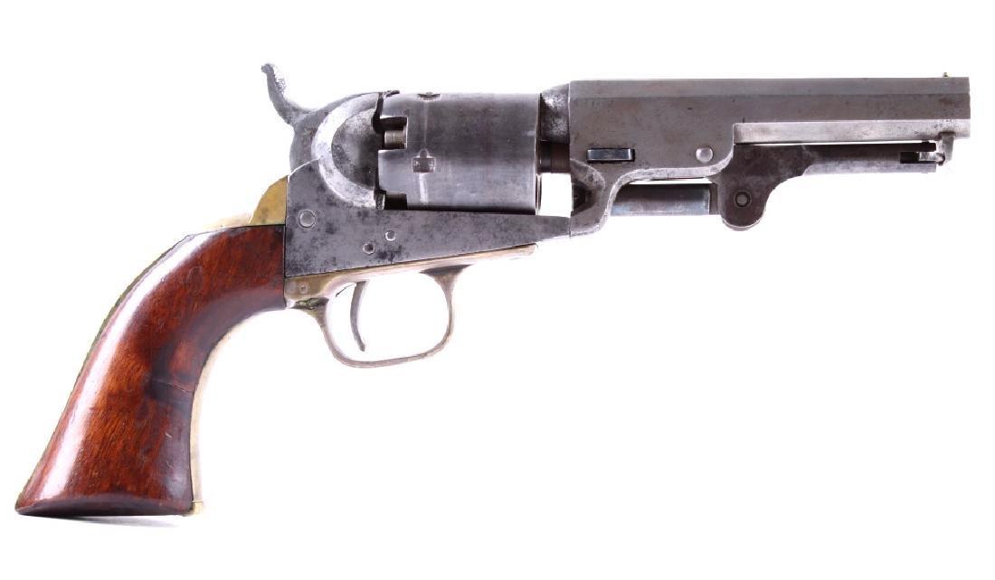 RARE Colt Model 1849 Pocket Percussion Revolver - 4