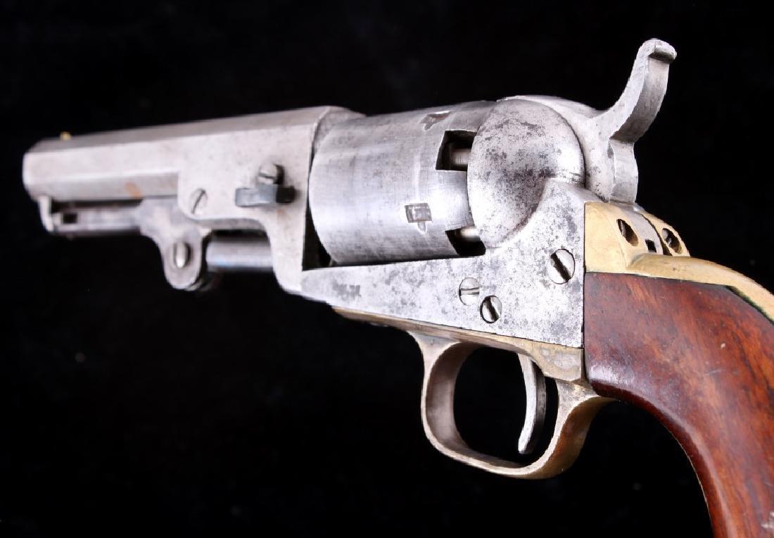 RARE Colt Model 1849 Pocket Percussion Revolver - 5