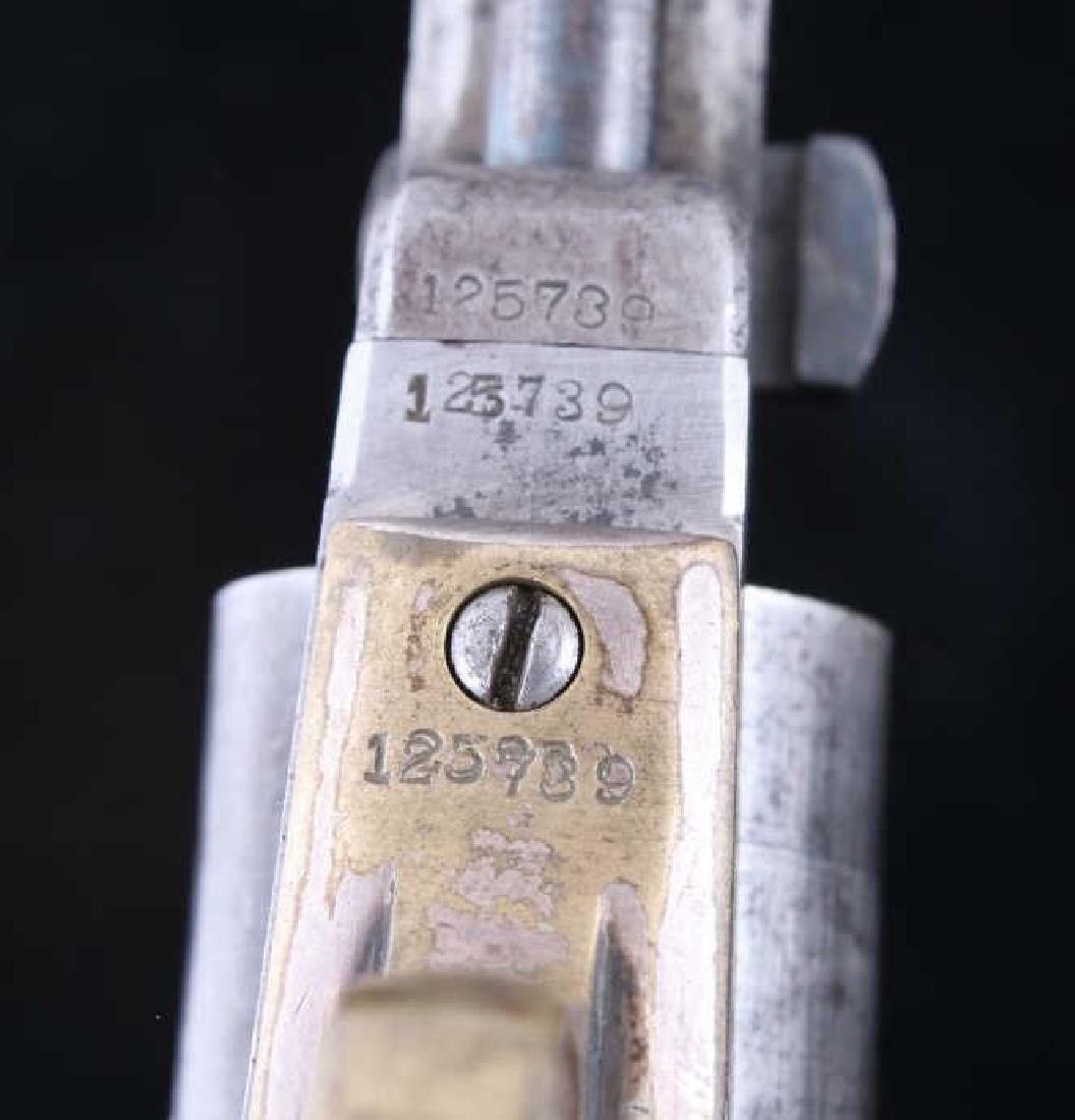 RARE Colt Model 1849 Pocket Percussion Revolver - 9