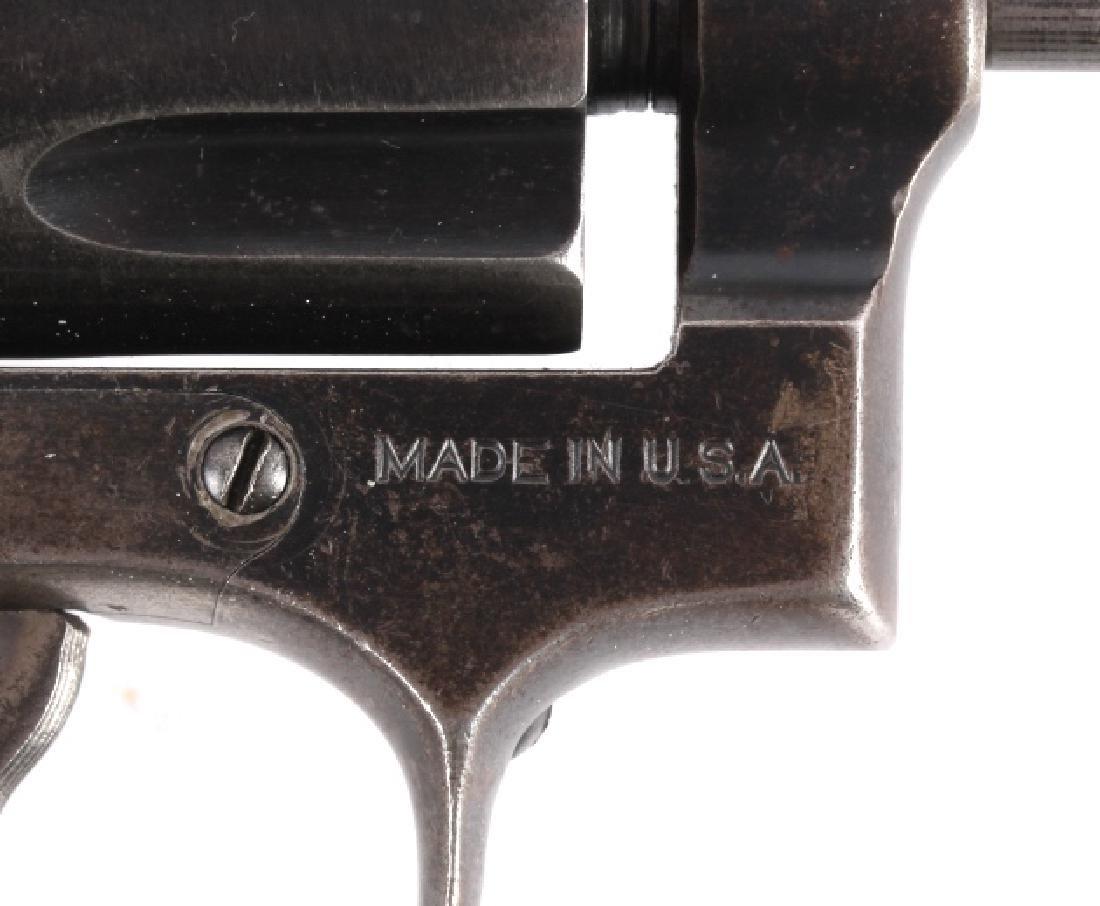 S&W British Proof M&P Capture .38 Revolver w/ CERT - 10