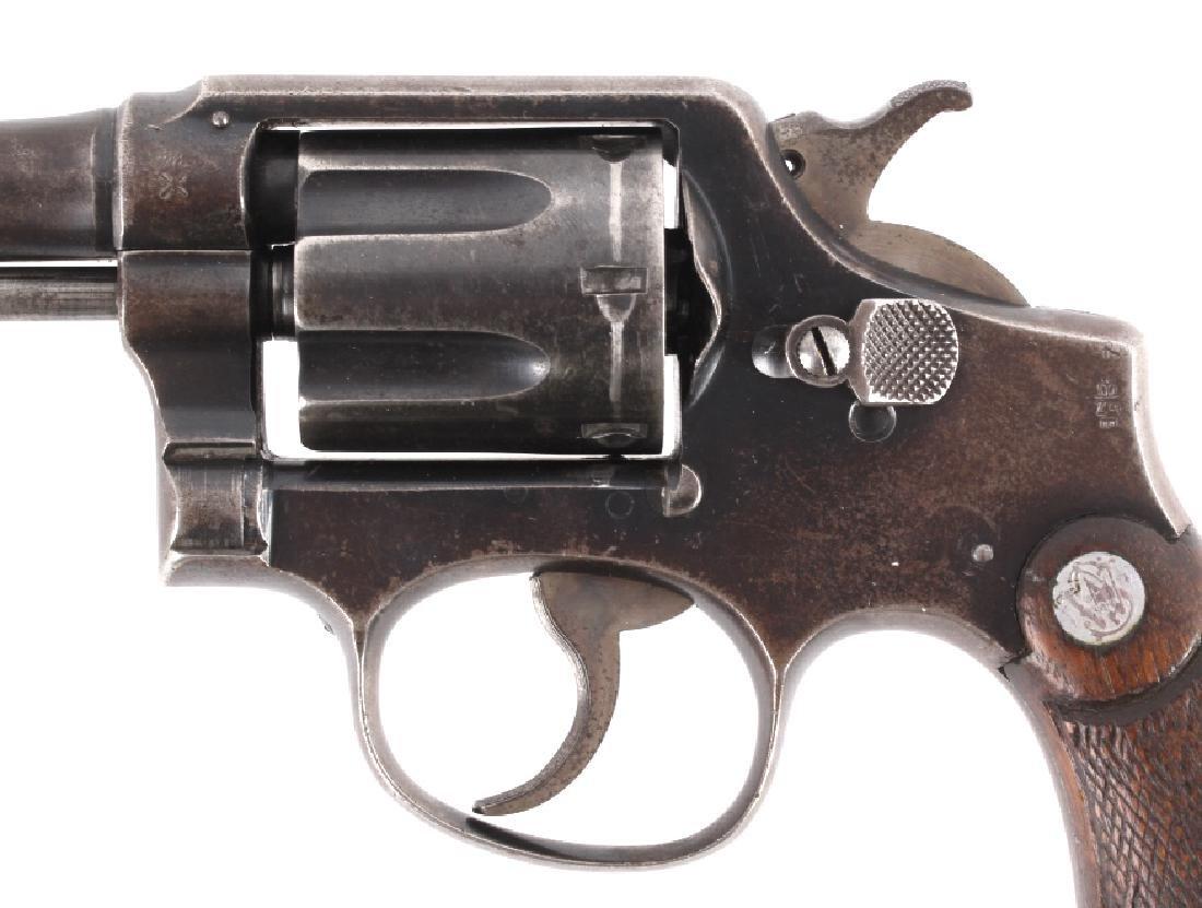 S&W British Proof M&P Capture .38 Revolver w/ CERT - 13