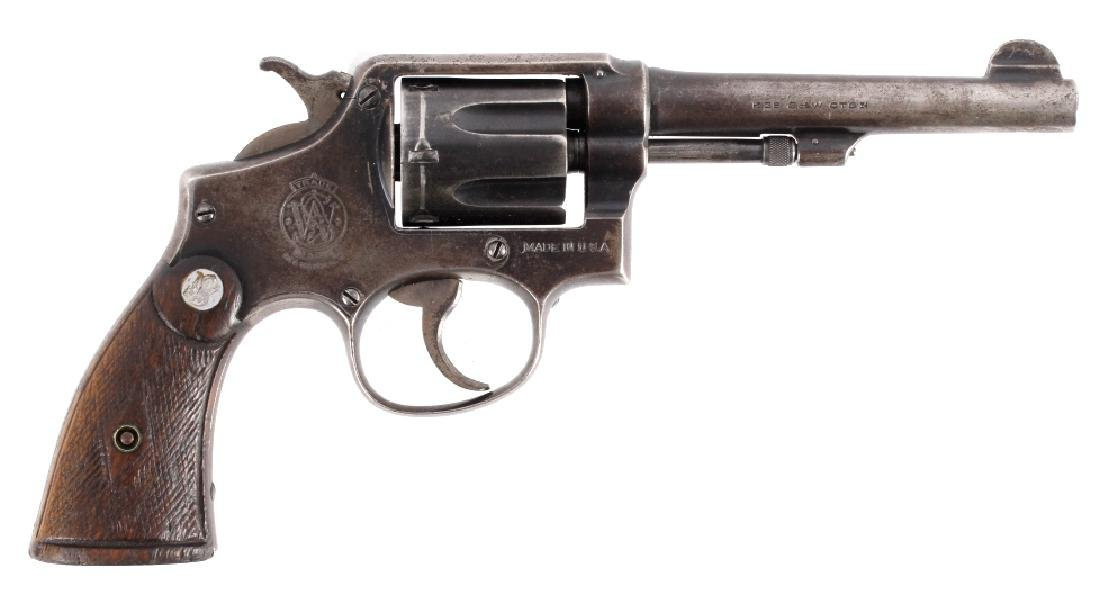 S&W British Proof M&P Capture .38 Revolver w/ CERT - 2