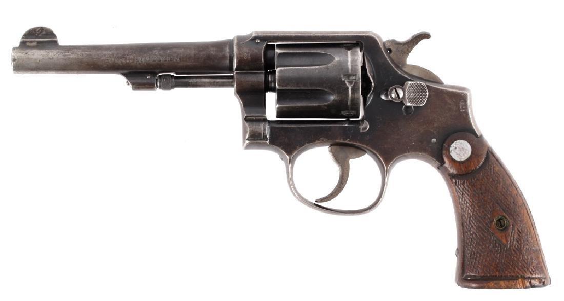 S&W British Proof M&P Capture .38 Revolver w/ CERT - 3