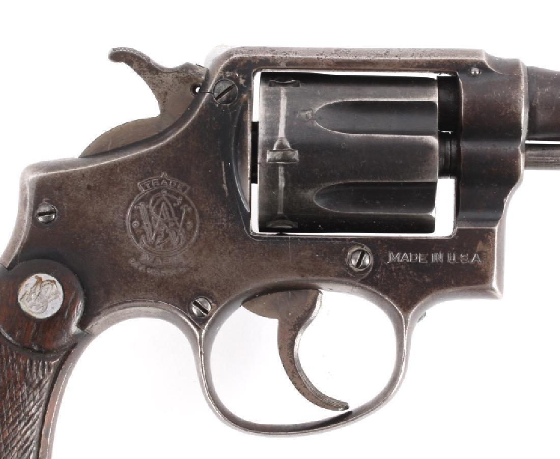S&W British Proof M&P Capture .38 Revolver w/ CERT - 7