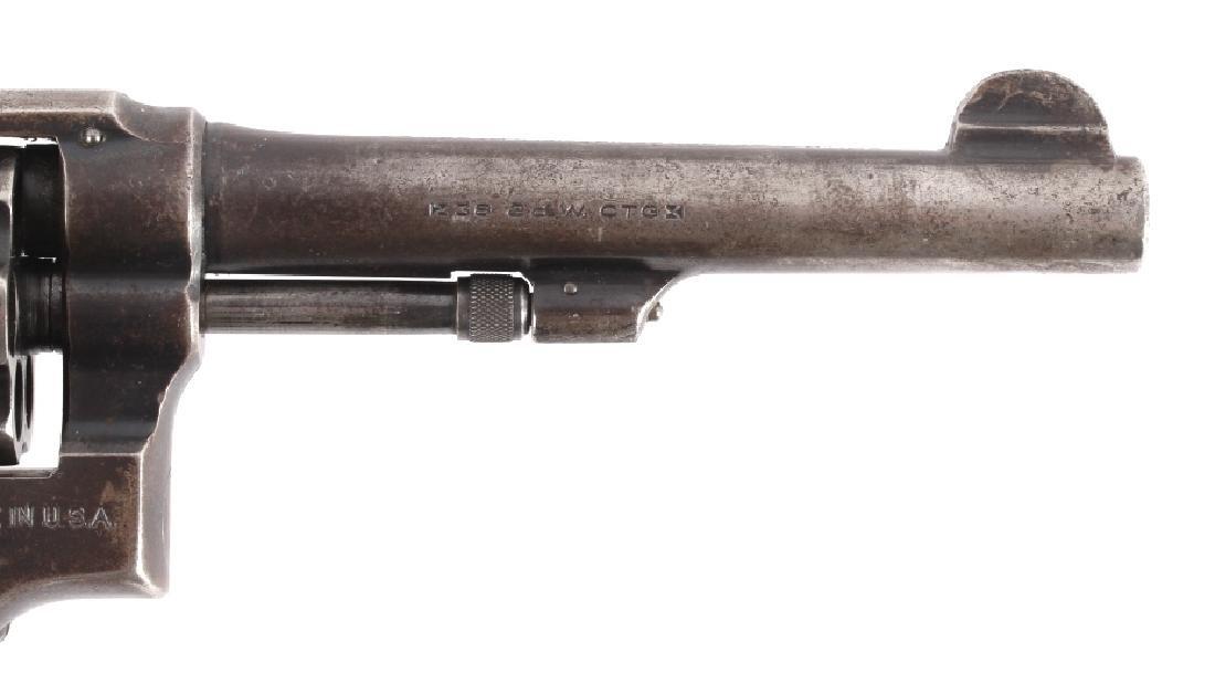 S&W British Proof M&P Capture .38 Revolver w/ CERT - 8