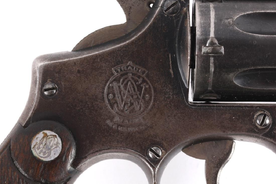 S&W British Proof M&P Capture .38 Revolver w/ CERT - 9