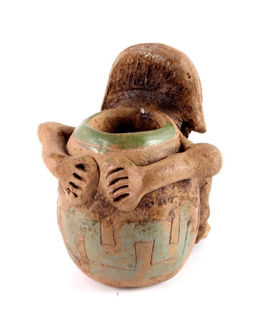 Mayan Fertility Phallic Pipe circa 500 A.D. - 6