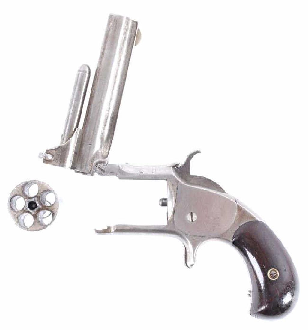 Smith & Wesson Model 1 1/2 2nd Issue .32 Revolver - 3