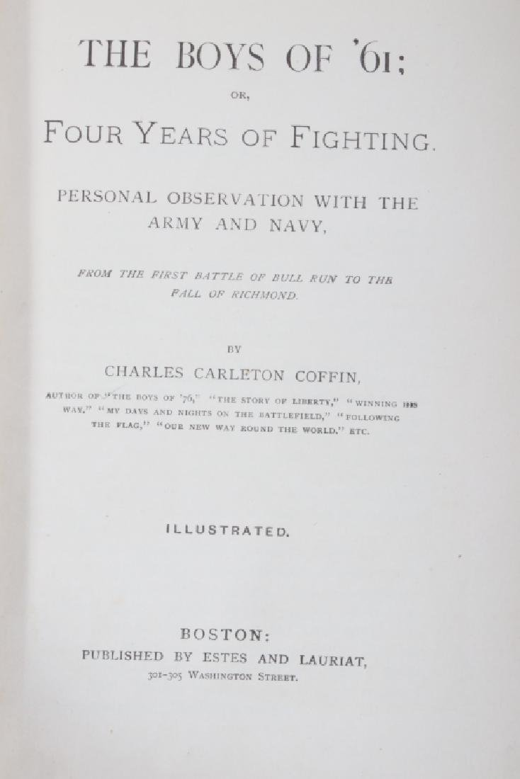 The Boys of '61 by Charles Coffin 1881 - 10