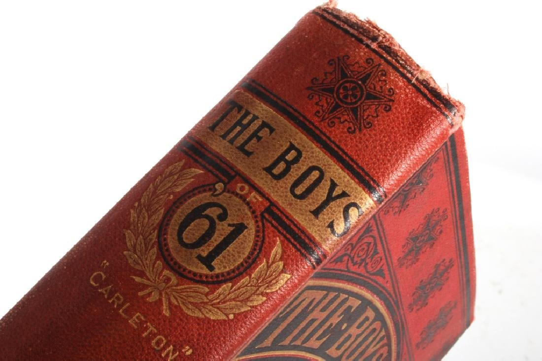 The Boys of '61 by Charles Coffin 1881 - 5