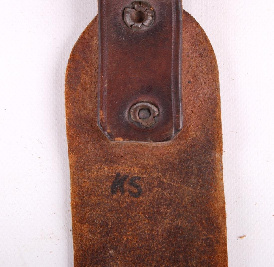 Early 19th Century Vintage Fishing Creel - 9