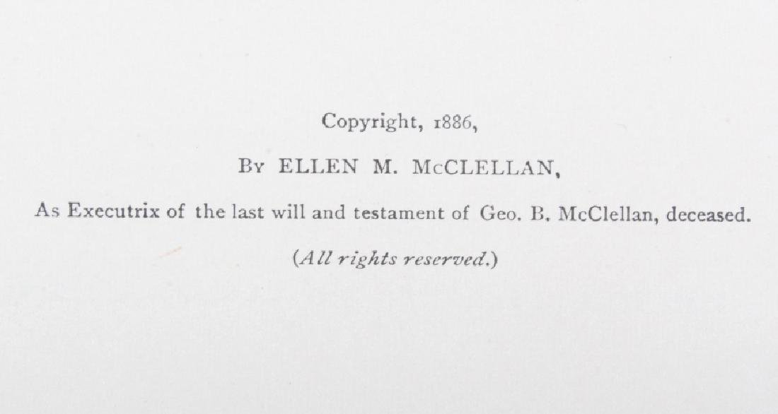 McClellan's Own Story First Edition 1887 - 6
