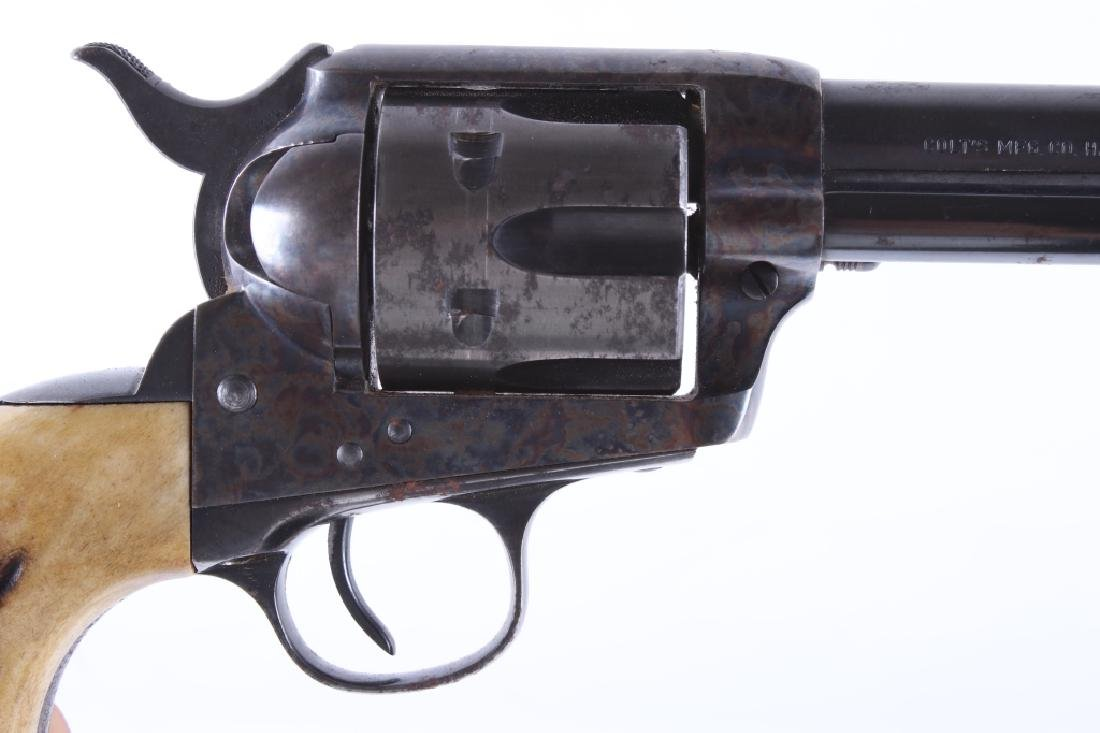 Colt Single Action Army 1973 .38 Spl Revolver 1905 - 3