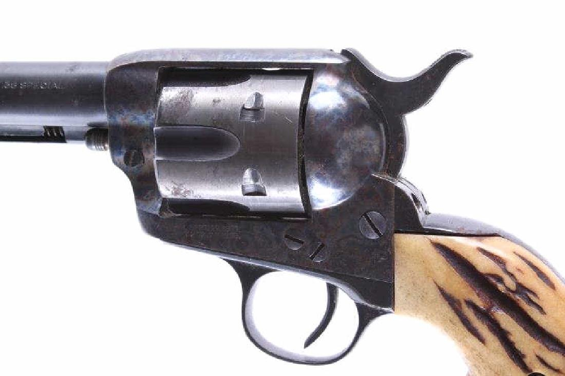 Colt Single Action Army 1973 .38 Spl Revolver 1905 - 4