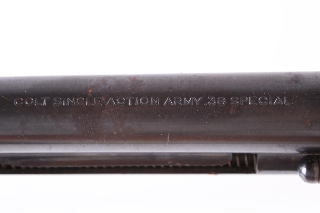 Colt Single Action Army 1973 .38 Spl Revolver 1905 - 6
