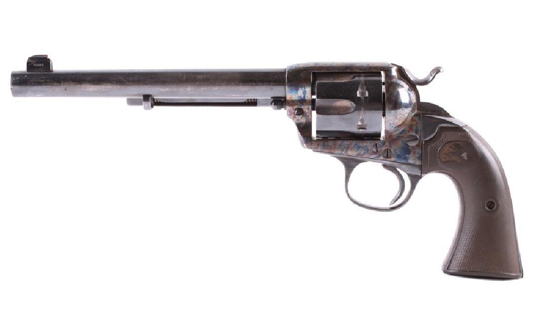 Colt Bisley Single Action Army 1873 Revolver c1907