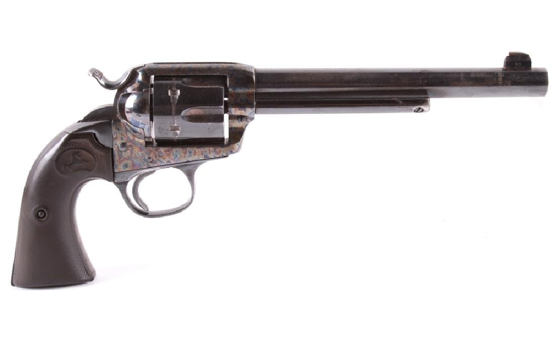 Colt Bisley Single Action Army 1873 Revolver c1907 - 2