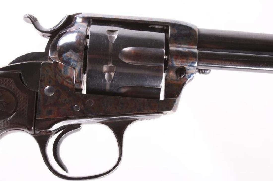 Colt Bisley Single Action Army 1873 Revolver c1907 - 4