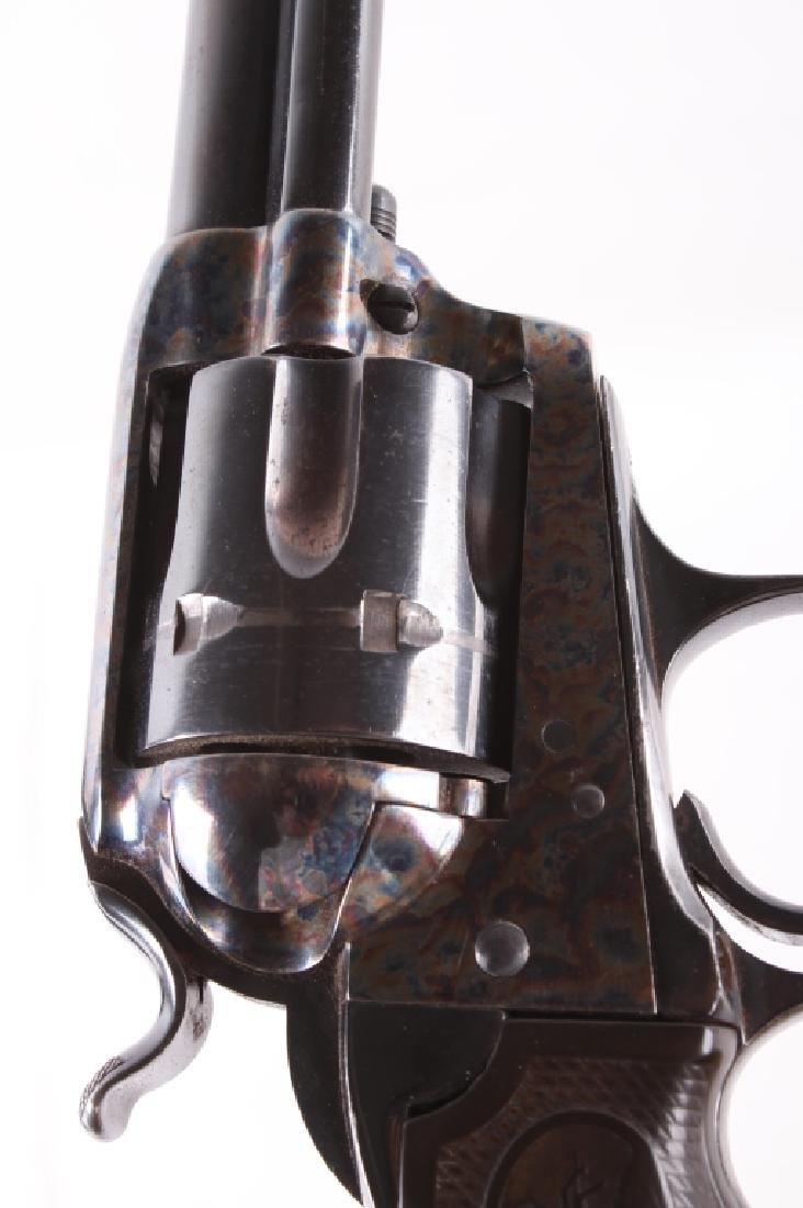 Colt Bisley Single Action Army 1873 Revolver c1907 - 5