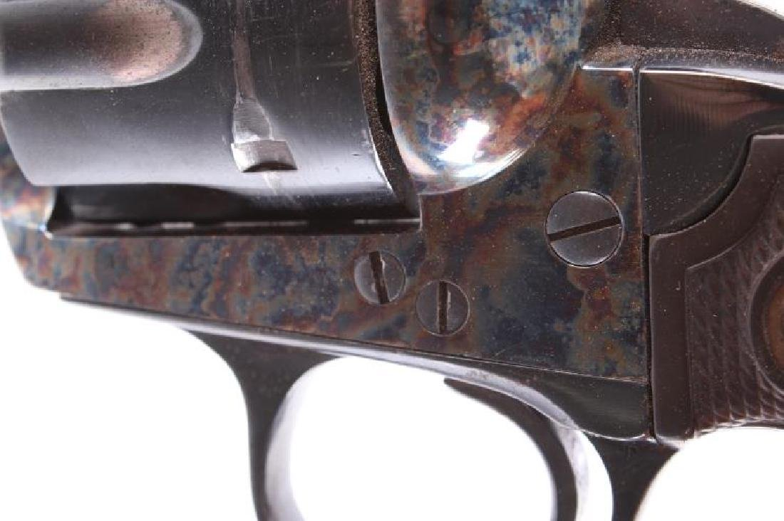 Colt Bisley Single Action Army 1873 Revolver c1907 - 8