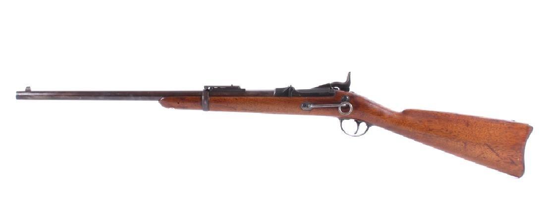 Springfield Model 1884 Trapdoor .45-70 Carbine - 2