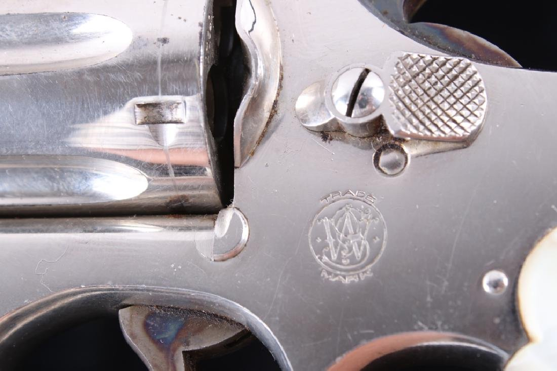 Smith & Wesson 1903 32 Hand Ejector Revolver 90% - 10