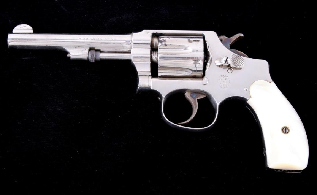 Smith & Wesson 1903 32 Hand Ejector Revolver 90%