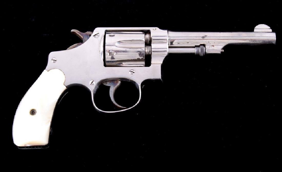 Smith & Wesson 1903 32 Hand Ejector Revolver 90% - 2