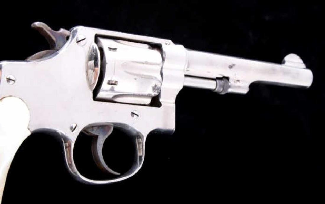 Smith & Wesson 1903 32 Hand Ejector Revolver 90% - 3