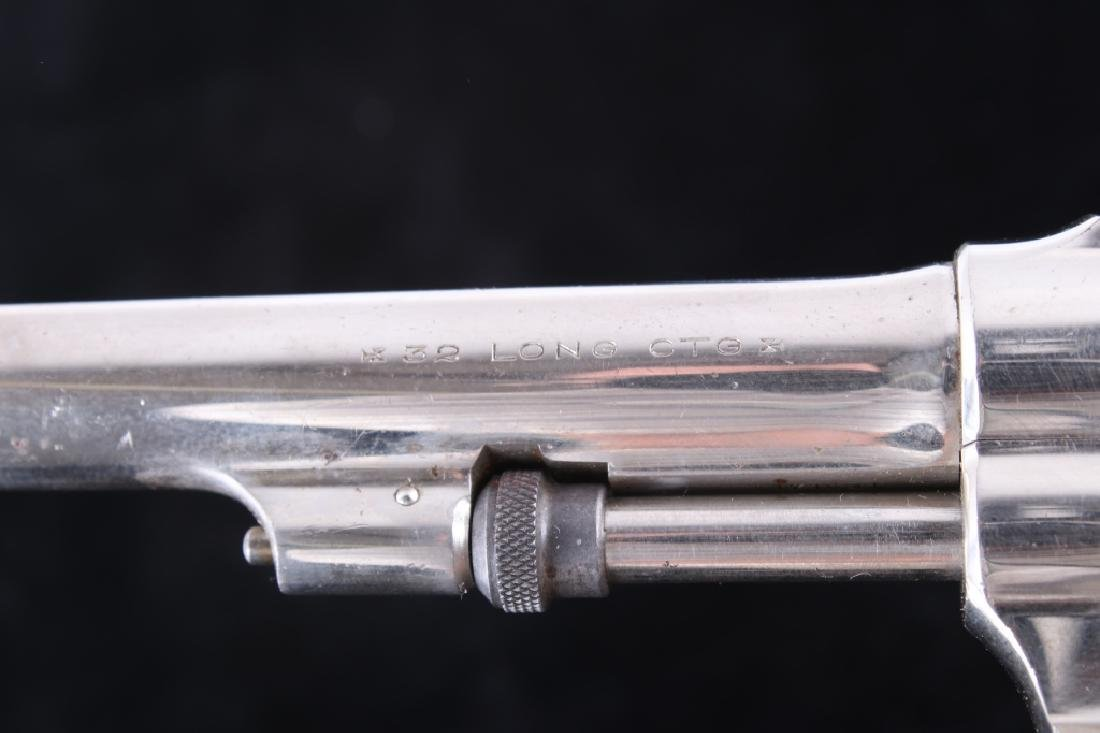 Smith & Wesson 1903 32 Hand Ejector Revolver 90% - 9