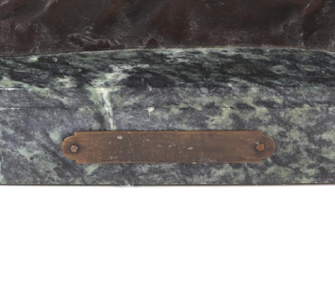 """Frederic Remington Bronze """"Mountain Man"""" - 4"""