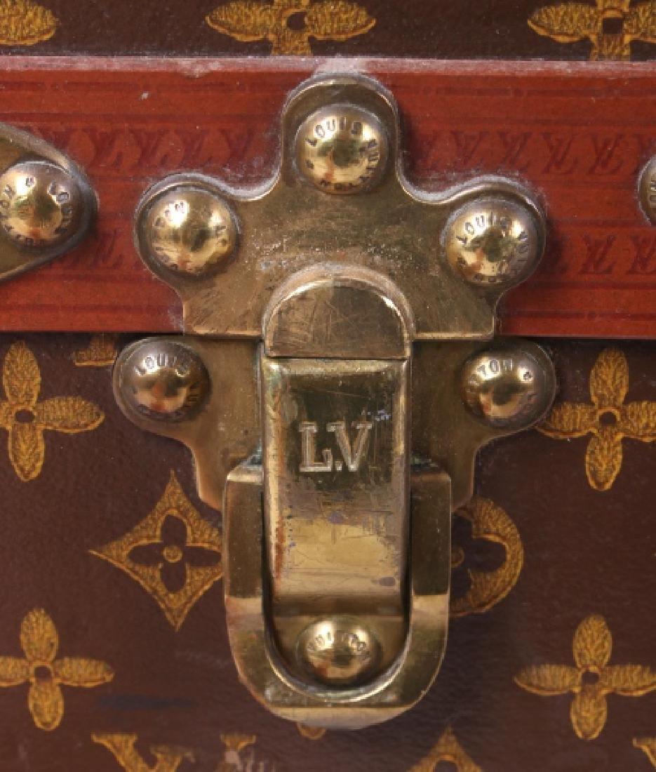 Louis Vuitton Monogram Shoe Trunk Circa 1915-30 - 5