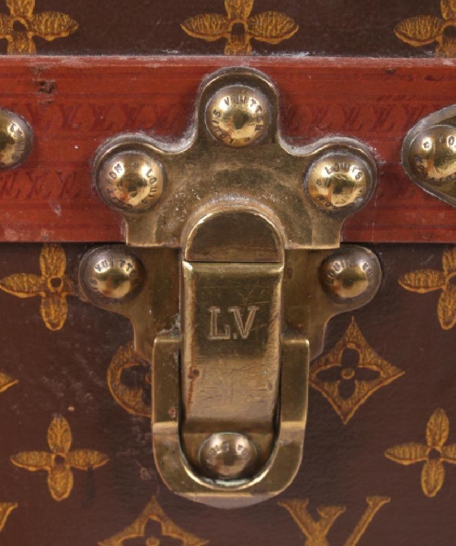 Louis Vuitton Monogram Shoe Trunk Circa 1915-30 - 6