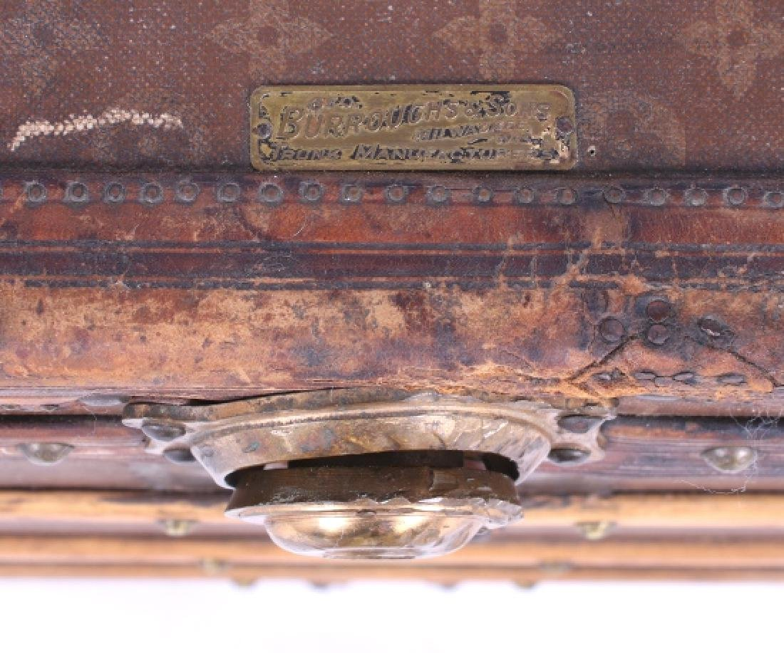 Louis Vuitton Monogram Steamer Trunk c.19th-20thC - 7