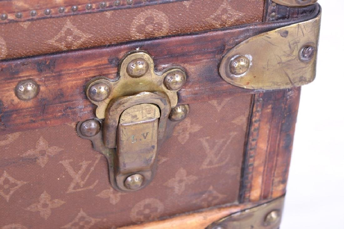 Louis Vuitton Monogram Steamer Trunk c.19th-20thC - 9