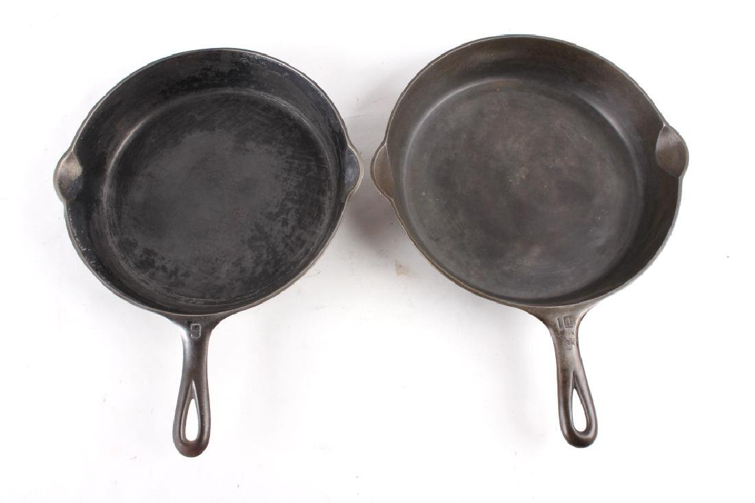 Griswold Cast Iron Skillet Collection c. 1924-1960 - 10