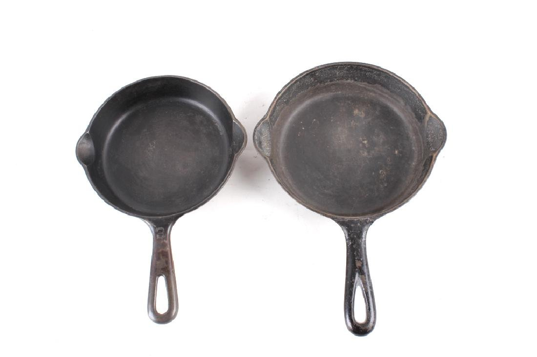 Griswold Cast Iron Skillet Collection c. 1924-1960 - 3