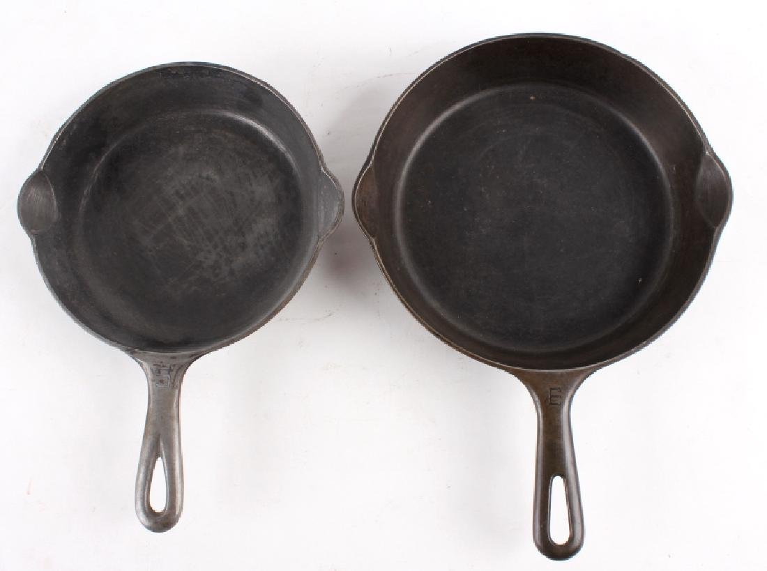 Griswold Cast Iron Skillet Collection c. 1924-1960 - 5