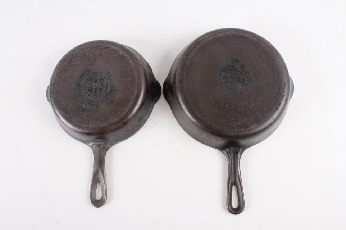 Griswold Cast Iron Skillet Collection c. 1924-1960 - 6