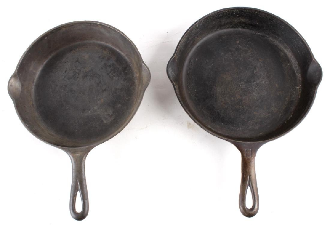 Griswold Cast Iron Skillet Collection c. 1924-1960 - 7