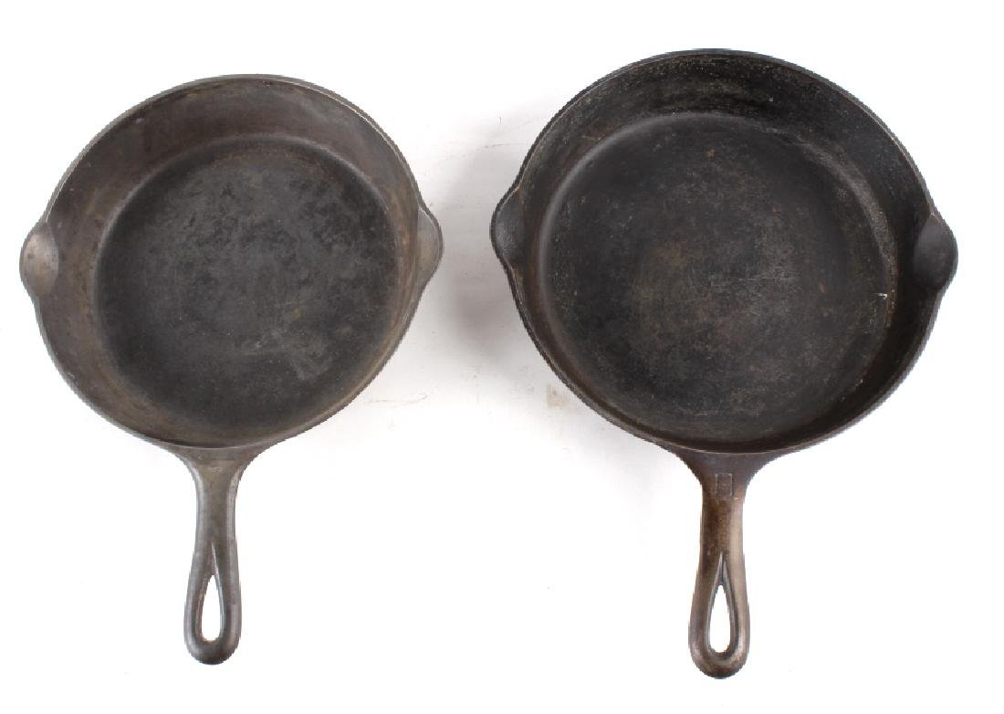Griswold Cast Iron Skillet Collection c. 1924-1960 - 8