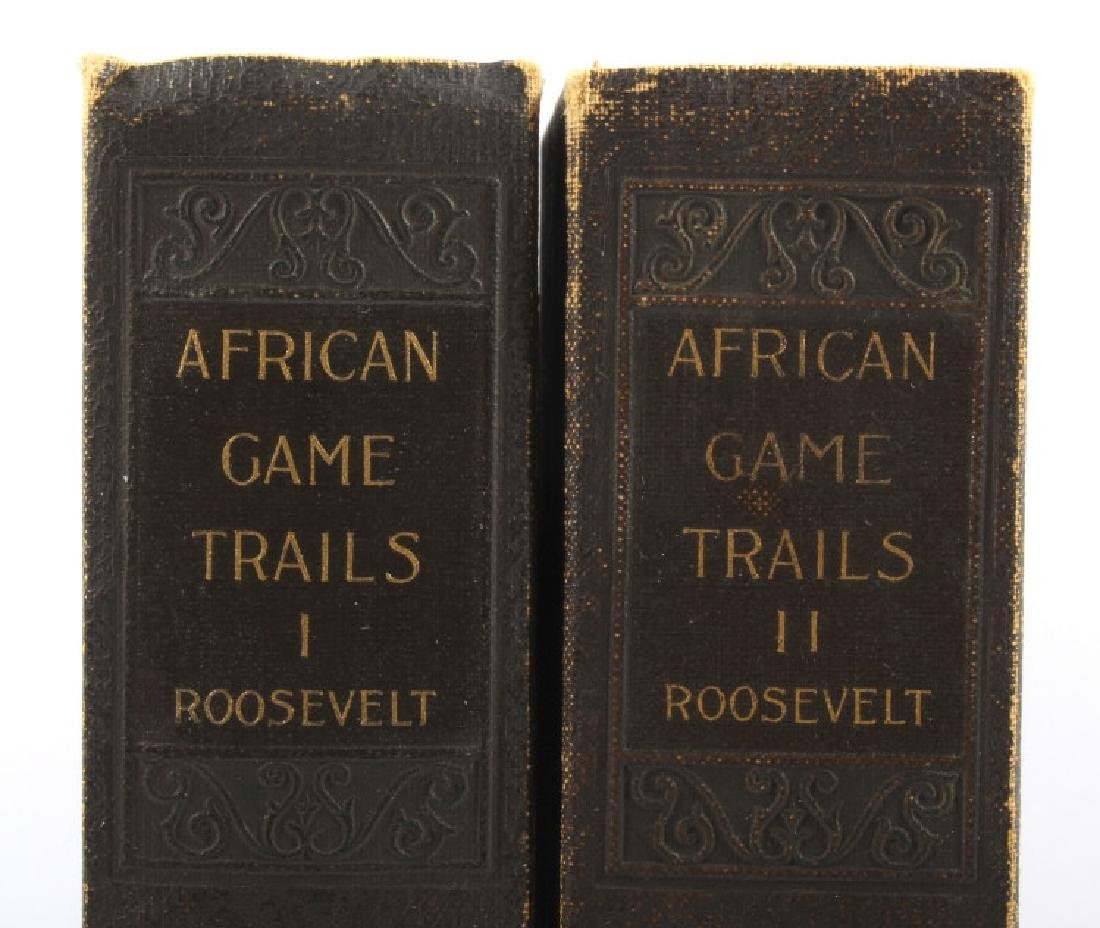 African Game Trails by Theodore Roosevelt - 2