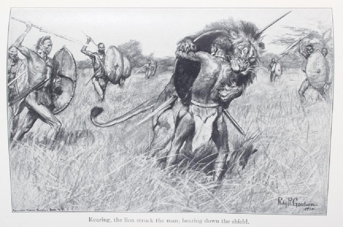 African Game Trails by Theodore Roosevelt - 9