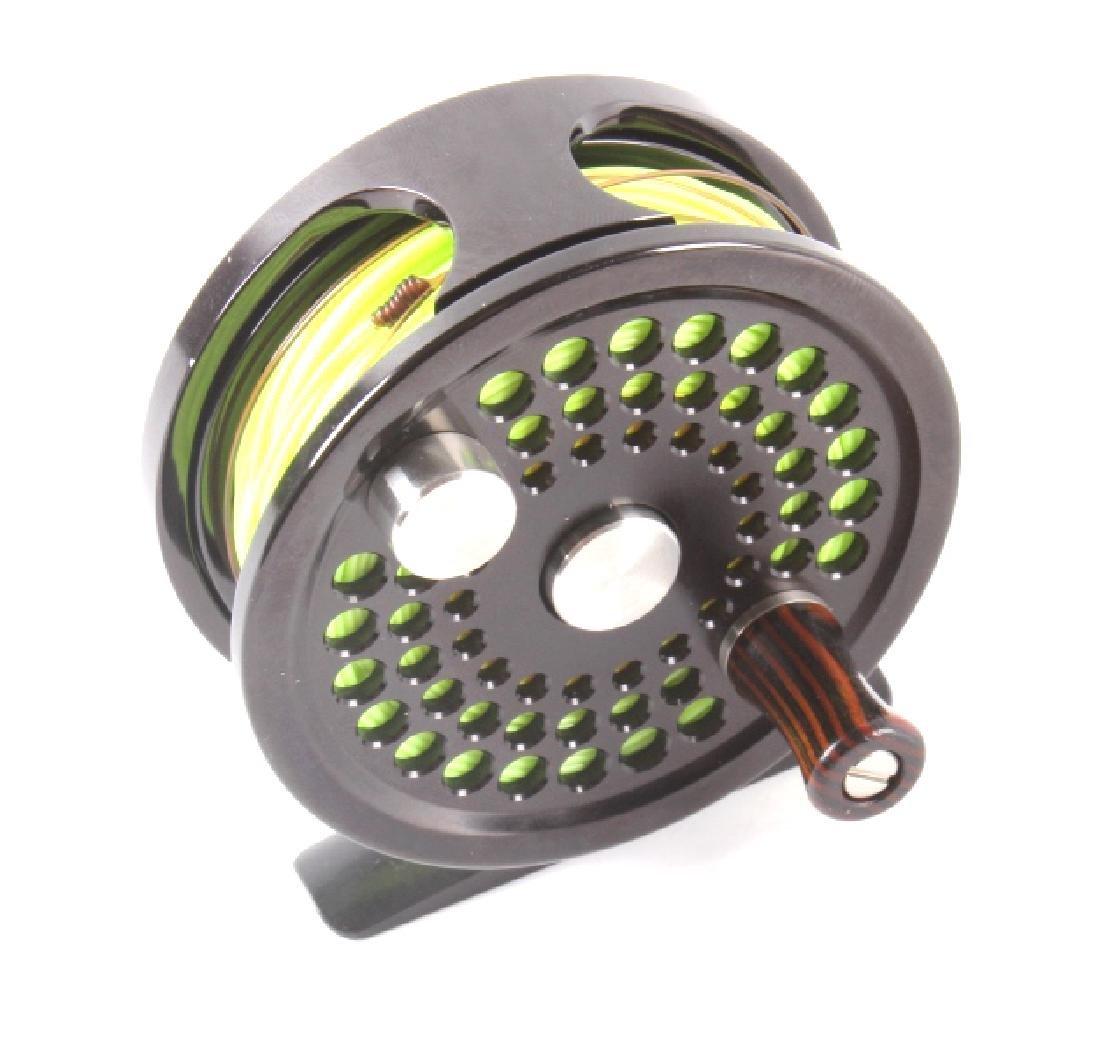 Abel No. 0 Custom Fly Fishing Reel - 5